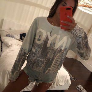 Wildfox Sweaters - NYC Wildfox sweatshirt
